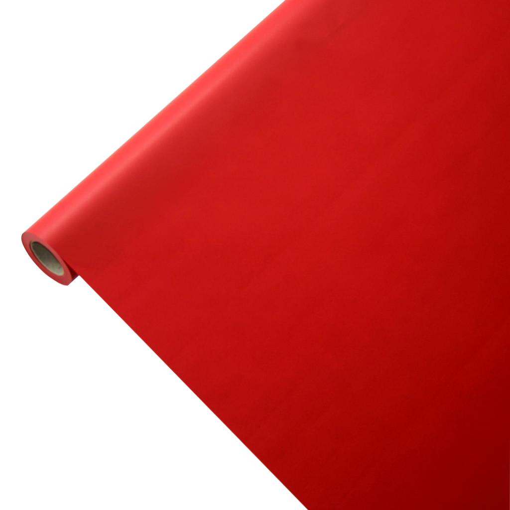 50m*1,00m JUNOPAX® Geschenkpapier aurora-rot