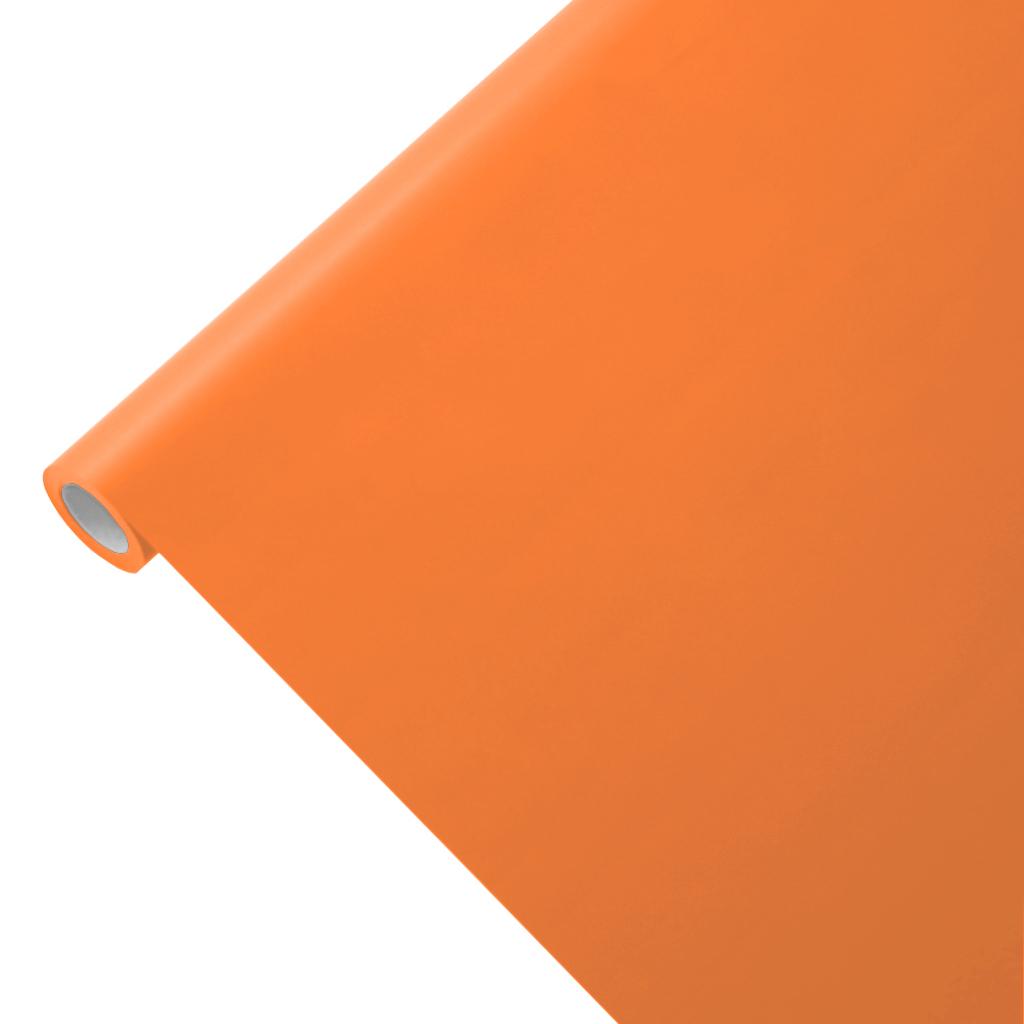 50m*0,75m JUNOPAX® Geschenkpapier orange