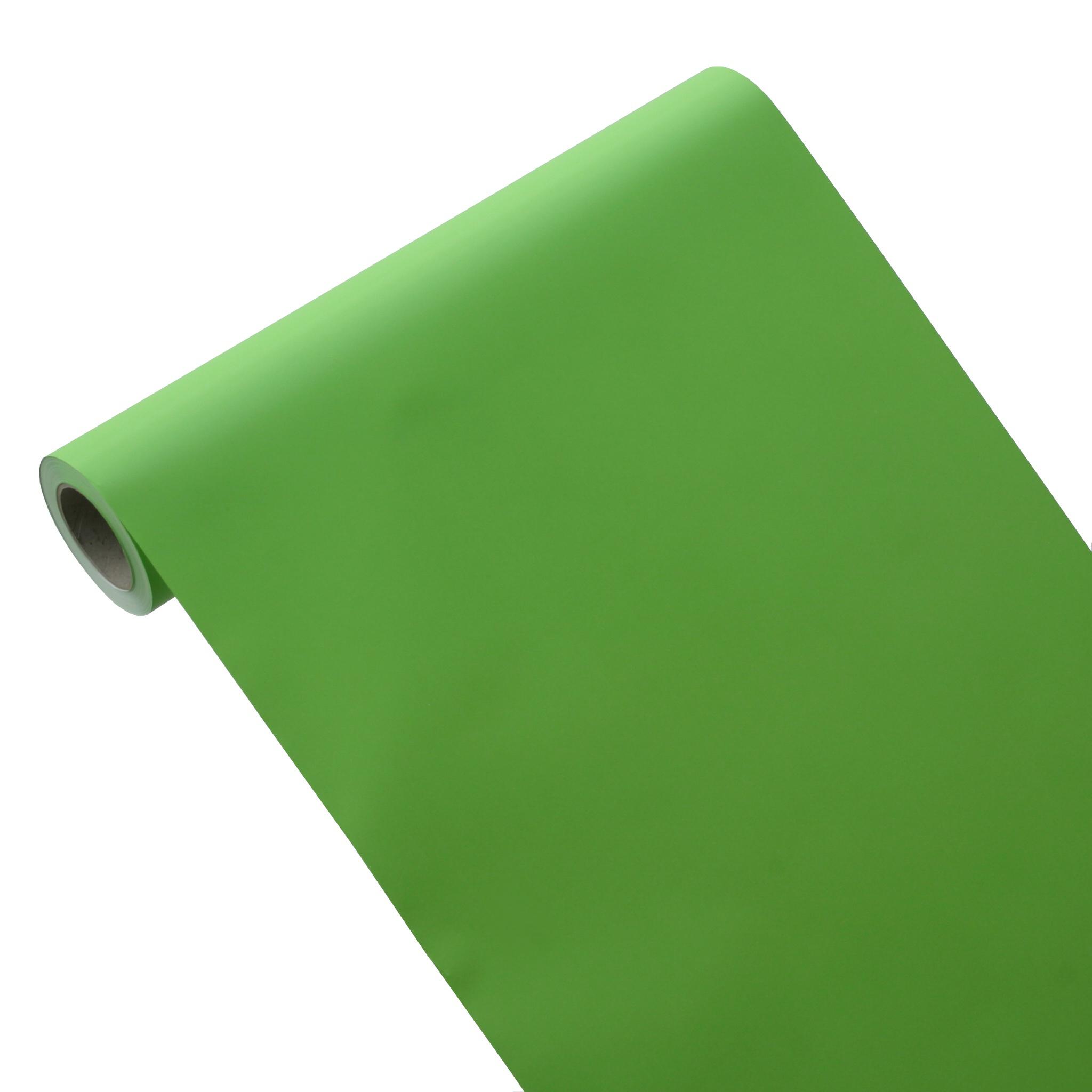 50m*0,40m JUNOPAX® Geschenkpapier apfel-grün