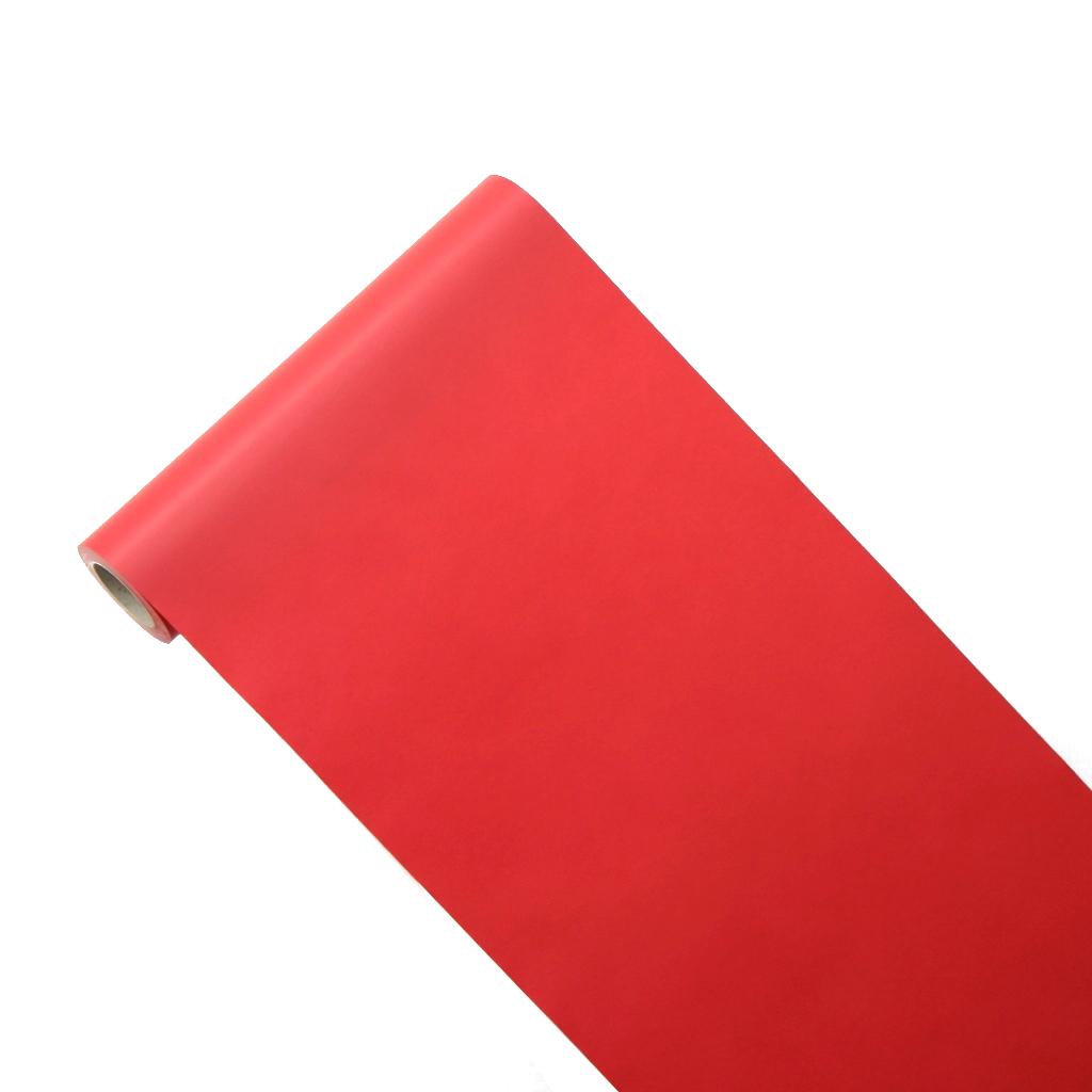 50m*0,40m JUNOPAX® Geschenkpapier aurora-rot