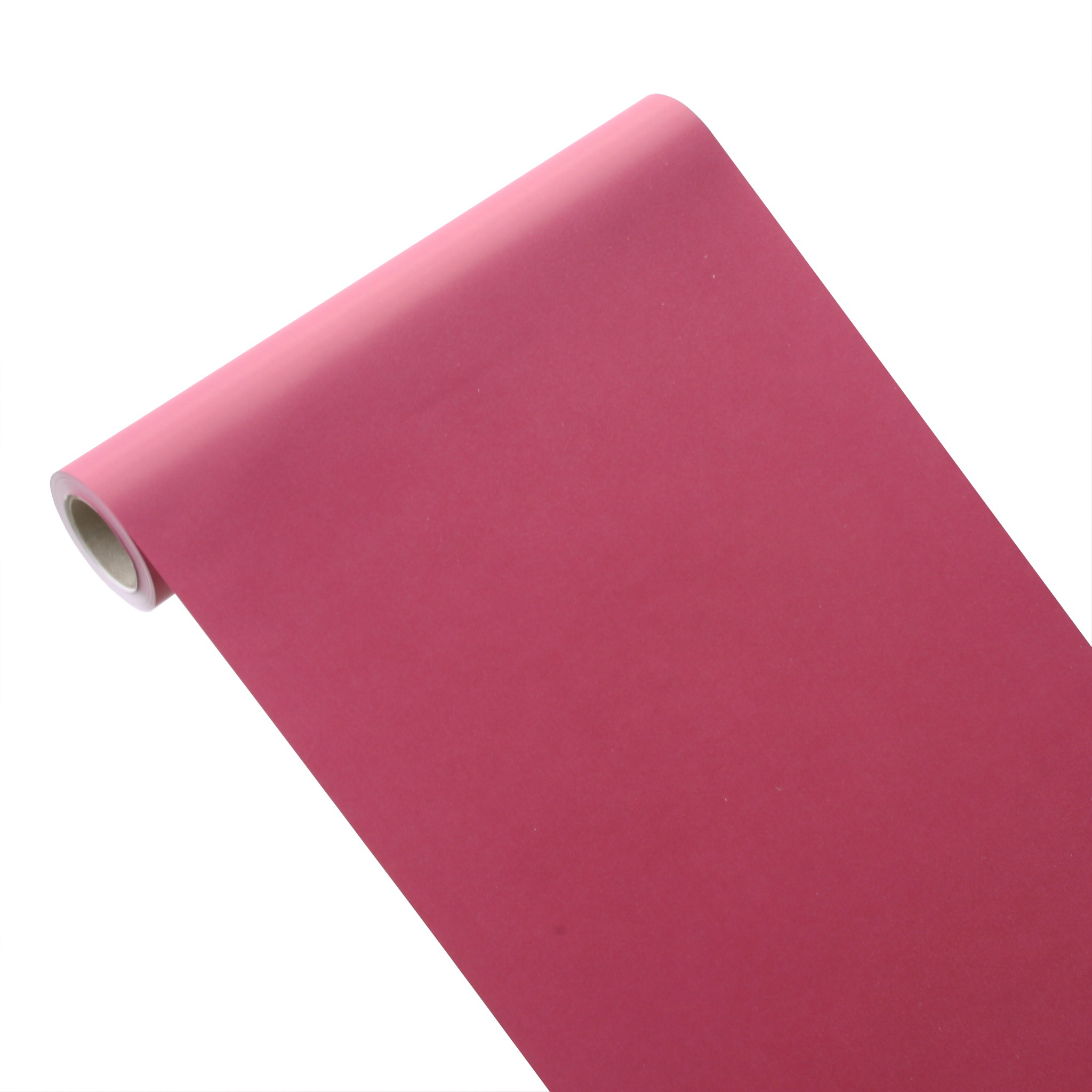 50m*0,40m JUNOPAX® Papier Tischläufer bordeaux-rot