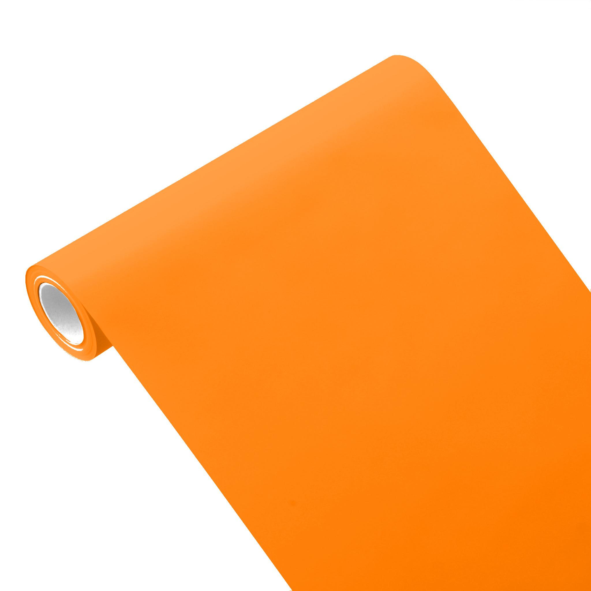 50m*0,40m JUNOPAX® Geschenkpapier orange