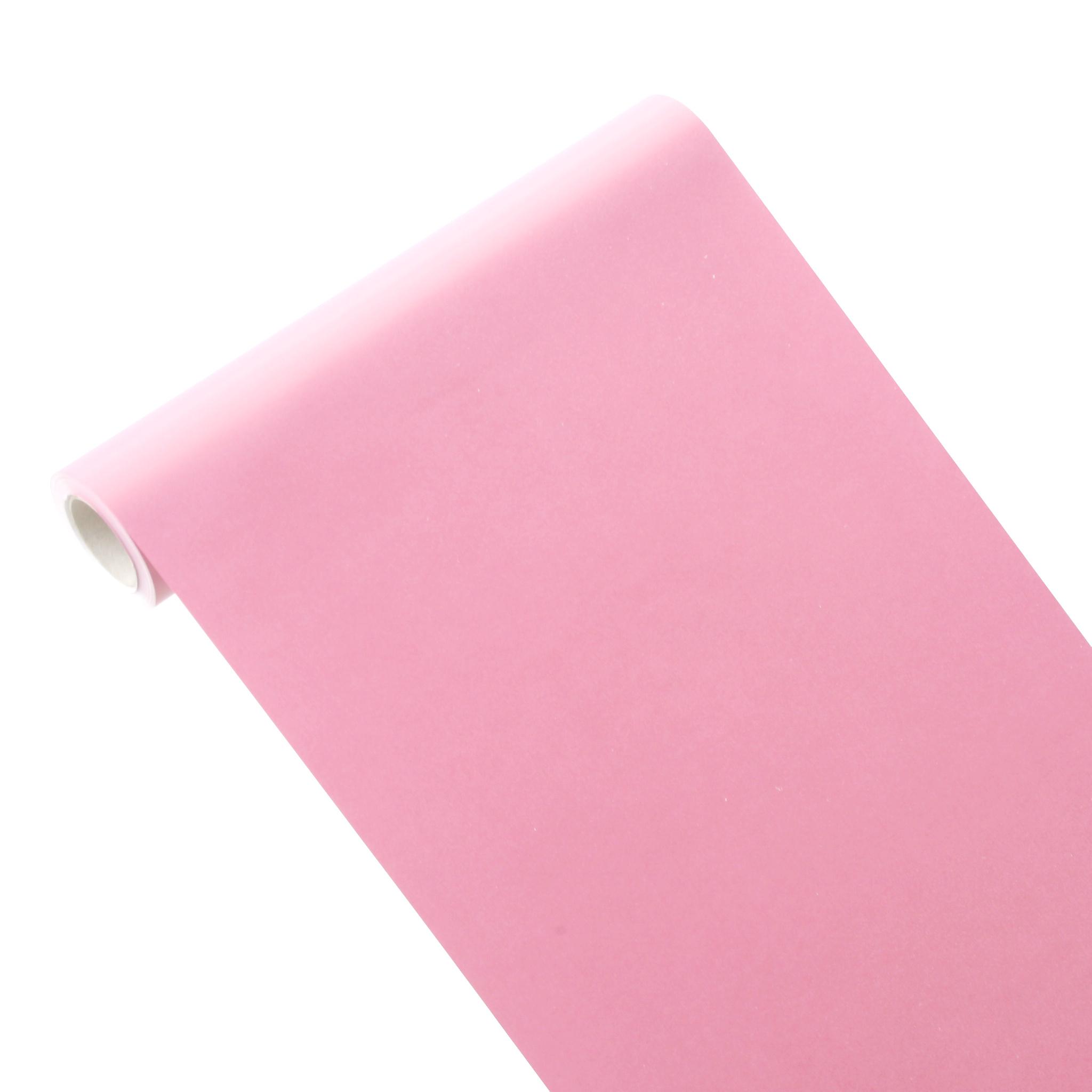 50m*0,40m JUNOPAX® Geschenkpapier rosa