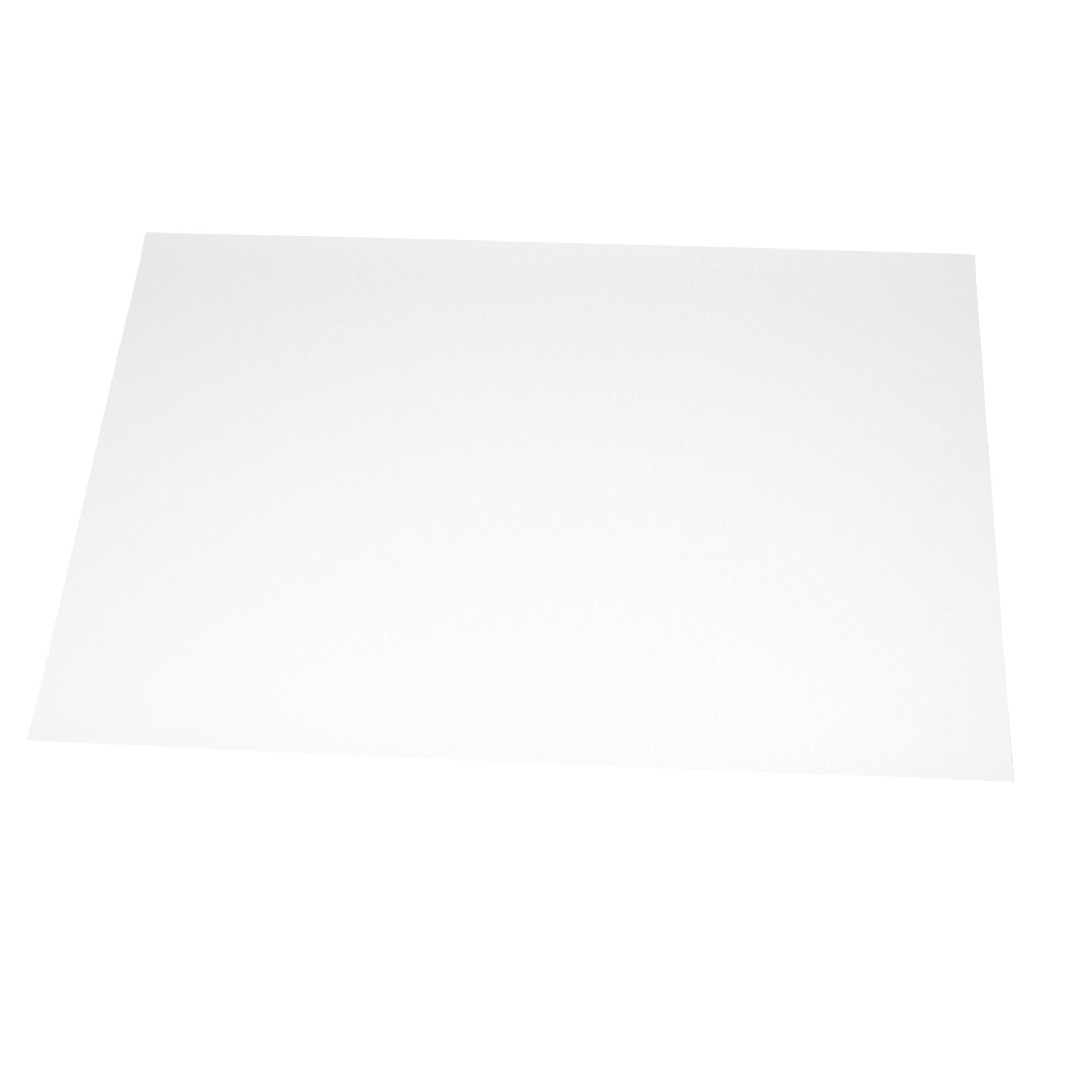 100 JUNOPAX® Platzdecken Tischsets weiß